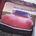 Corvette Fever October 1992