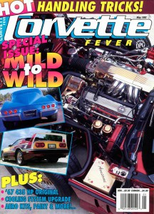CORVETTE FEVER May 1992