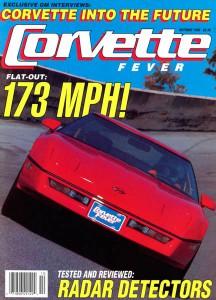CORVETTE FEVER October 1990